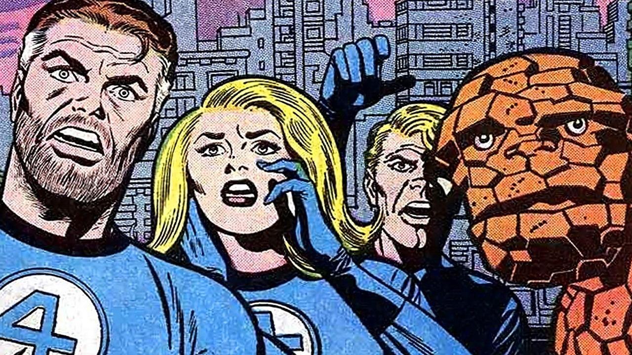 Los 4 Fantásticos están de regreso