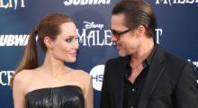 Headbang Angelina Jolie y Brad Pitt firman su divorcio
