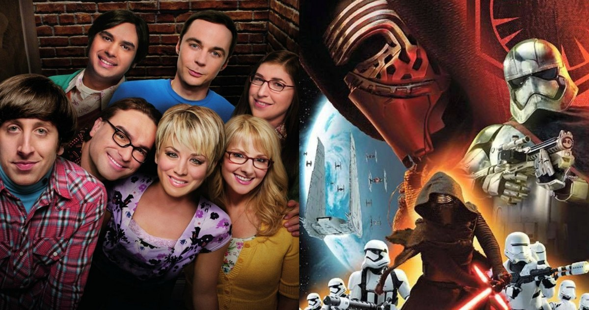 Este mítico personaje de Star Wars oficiará la boda del año en The Big Bang Theory