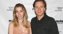 """Headbang La hija de Ewan McGregor posó para Playboy e internet le grita """"suegro"""""""