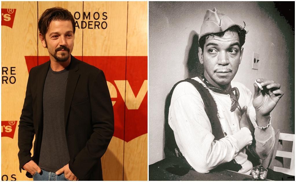 Diego Luna podría ser Cantinflas en esta nueva
