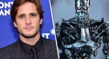 Headbang Diego Boneta ahora será Terminator