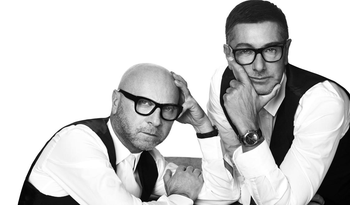 EL dúo más famoso de la moda, Dolce & Gabbana, no tendrán herederos