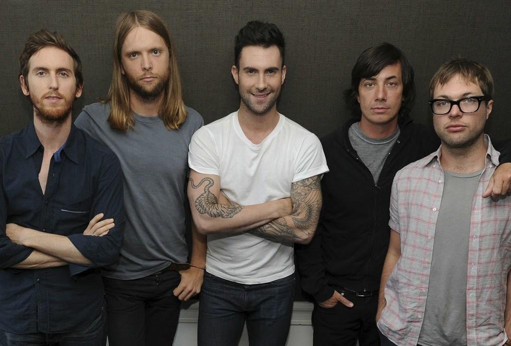 Maroon 5 encabeza el Hellow Fest 2018
