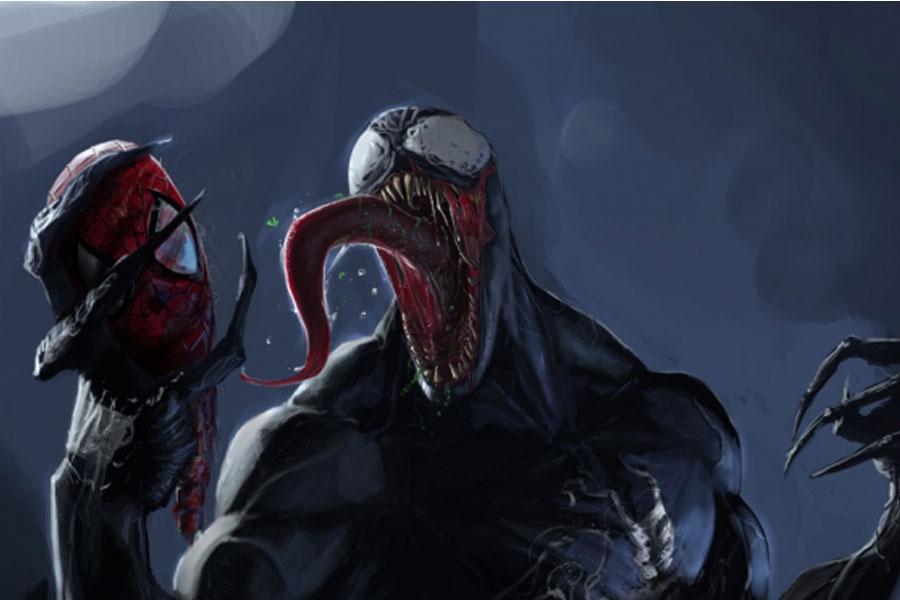 Tenemos el primer vistazo del simbiote Venom con Tom Hardy