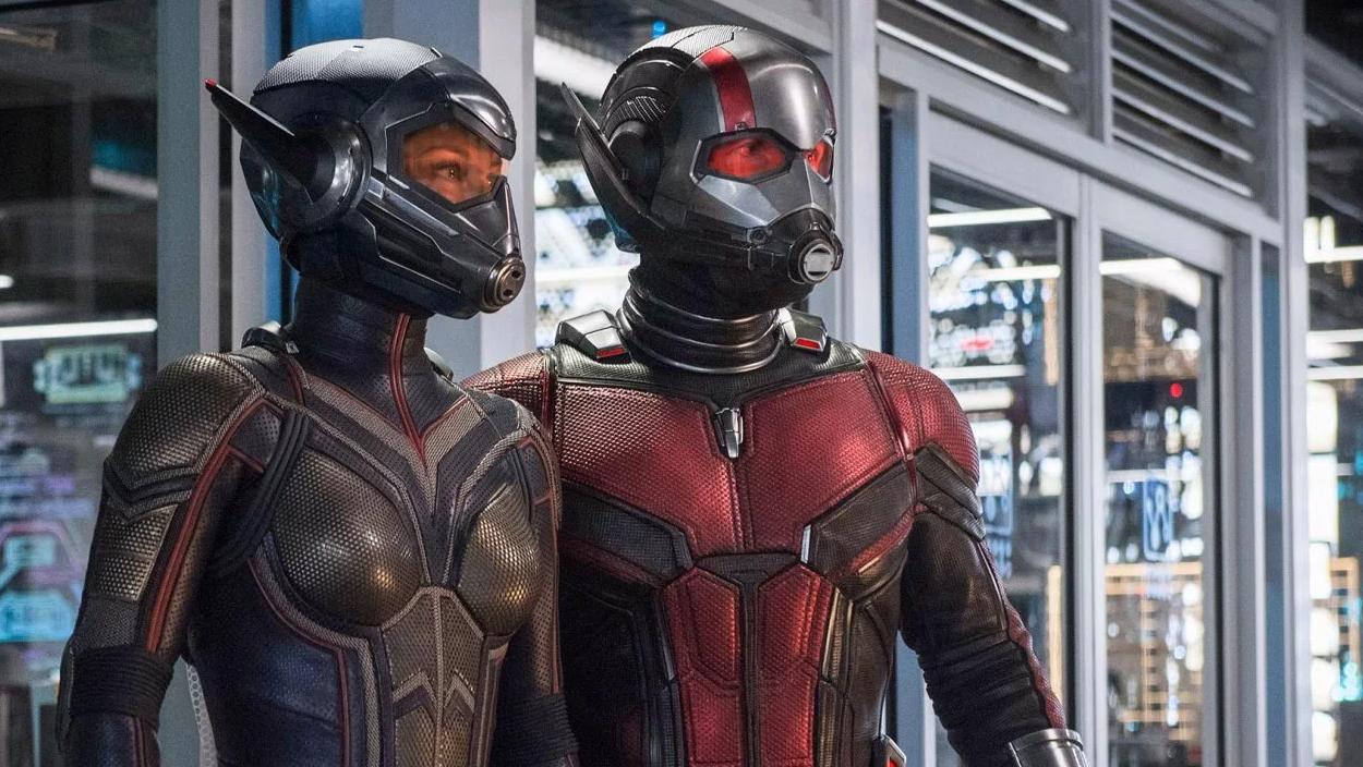 Tenemos nuevo tráiler de Ant-Man and The Wasp