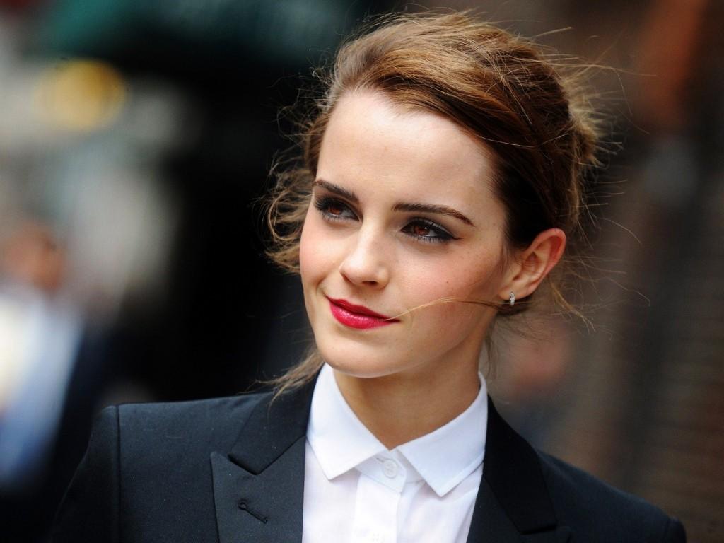 Esta es la tierna foto que Emma Watson compartió en redes
