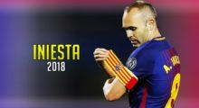 Headbang Después de dos décadas, Iniesta se retira del FC Barcelona