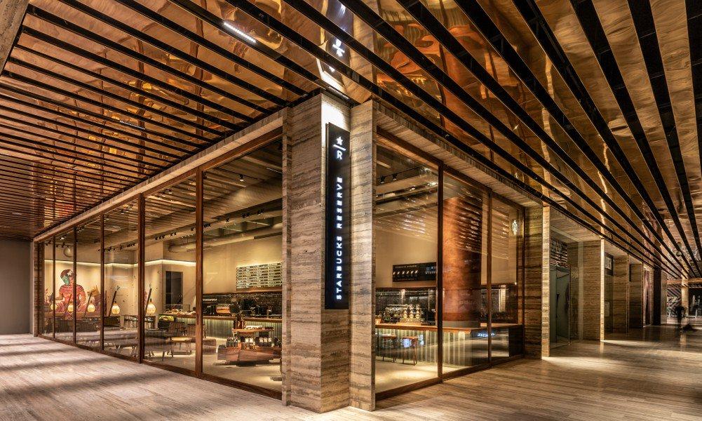 Ya llegó a México la primera cafetería premier de Starbucks